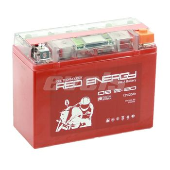 Red Energy DS12-20 (YTX24HL-BS,YTX18L-BS 20А/ч)