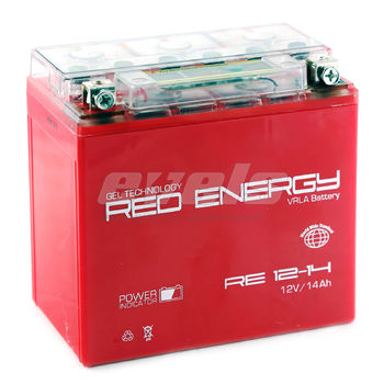 Red Energy RE12-14 (YTX14-BS 14А/ч) зал.
